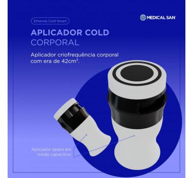 Aplicador Cold Corporal para Ethernia Cold Smart - Medical San