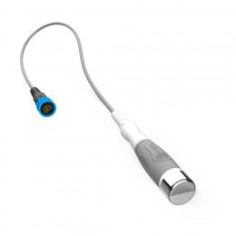 Aplicador Ultrassom Facial de 5 MHz para NOVO Hibridi - HTM