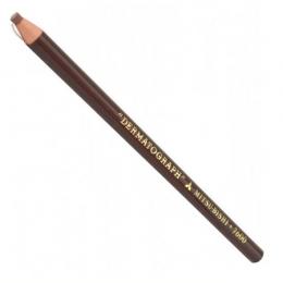 Lápis Dermatográfico Marrom  - Cosmetic Art