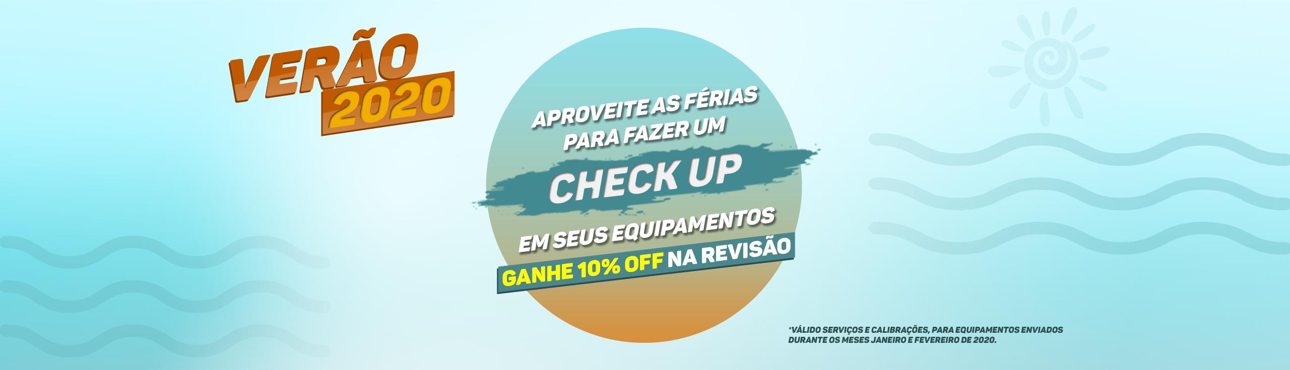 Janeiro - Check-up