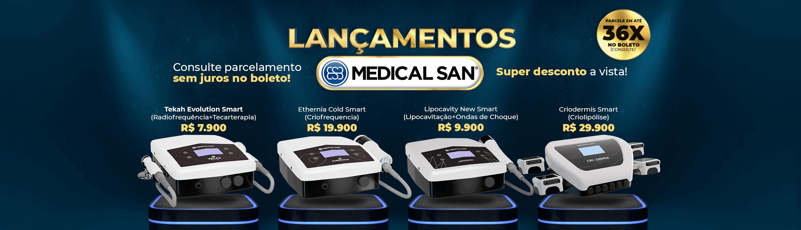 Lançamento Smart - Medical Sam