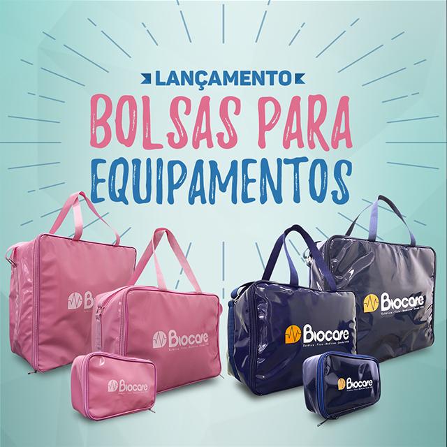 Bolsas para equipamentos