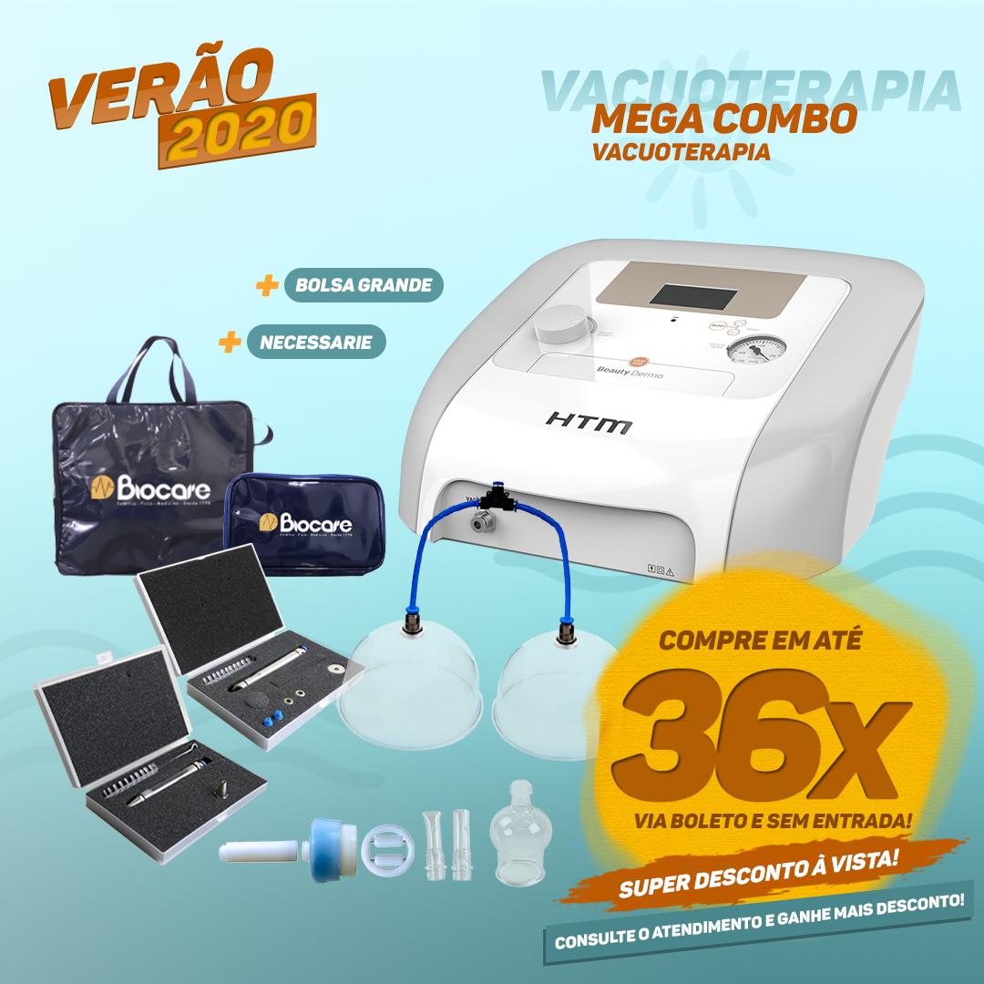Janeiro - Mega Combo Vacuo