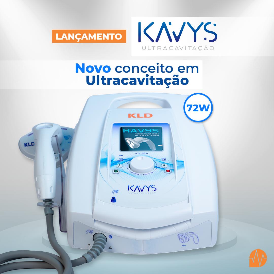 Lançamento - Kavys KLD