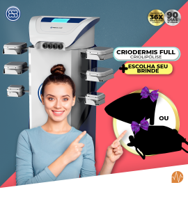 Criodermis Full Escolha Seu Brinde