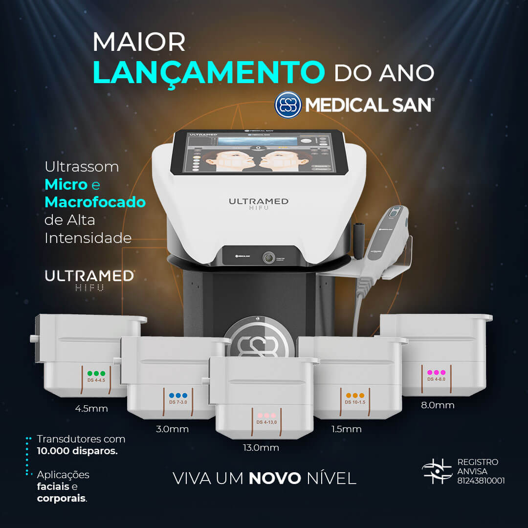 Lançamento Medical San